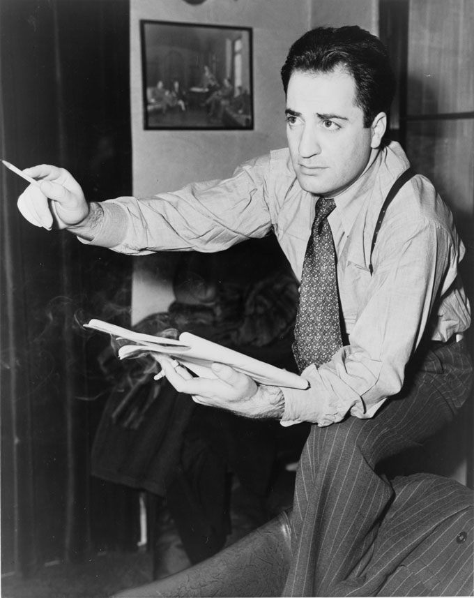 Image of William Saroyan