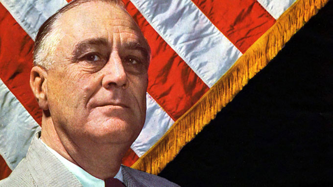 Image of Franklin Delano Roosevelt
