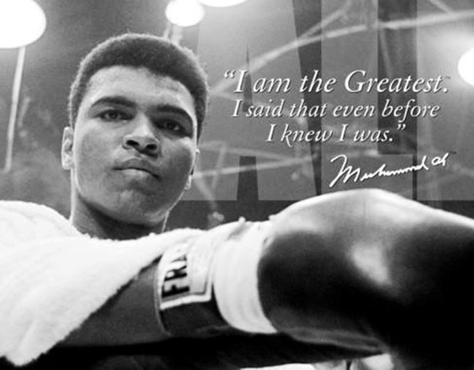 "Image of Muhammad Ali: ""I am the Greatest"""