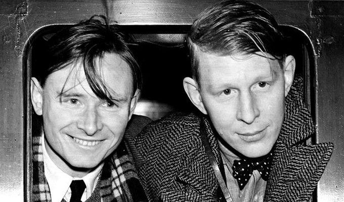 W.H. Auden and His Kind: Christopher Isherwood on <em>The Grapes of Wrath</em> in 1939