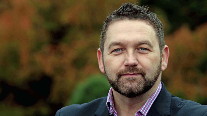 Image of BBC Two Broadcaster William Crawley