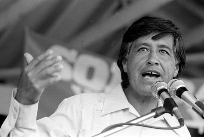 Cesar Chavez: San Jose State University Honors Francisco Jimenez