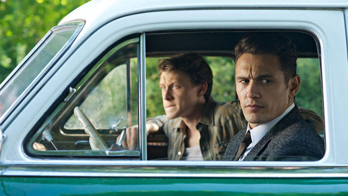 Image of George MacKay and James Franco in 11/22/63