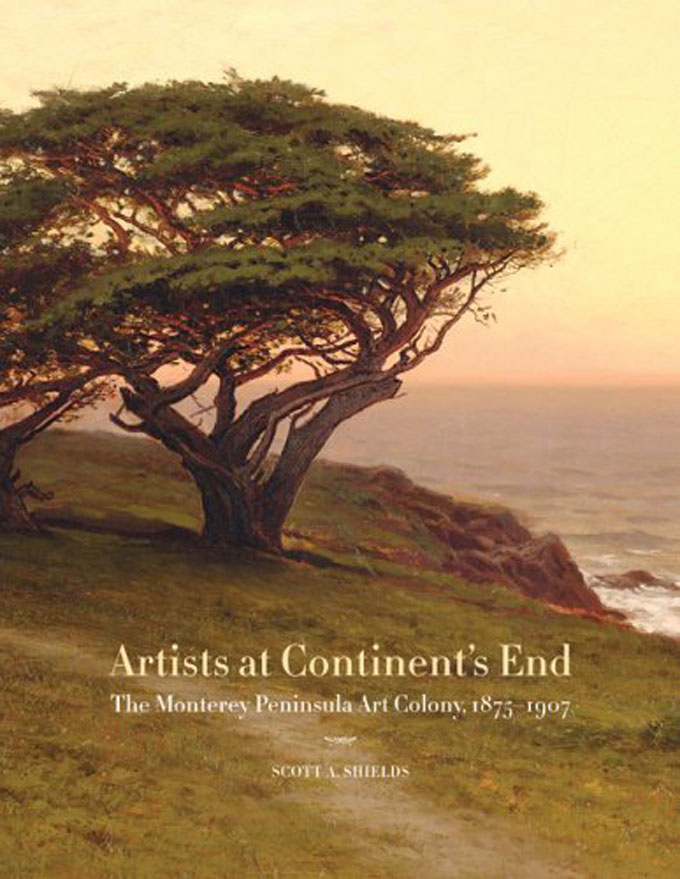 Cover image of Monterey Peninsula art colony history
