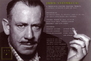 Image of John Steinbeck