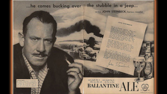 Coming in July: Short Stories From John Steinbeck's Life