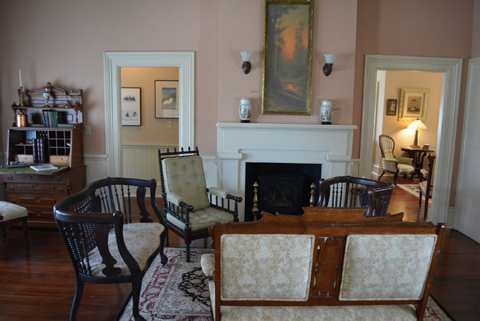 Image of Rodgers House interior today