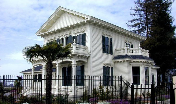 John Steinbeck Loved This Family Home in Watsonville, California, and So Will You
