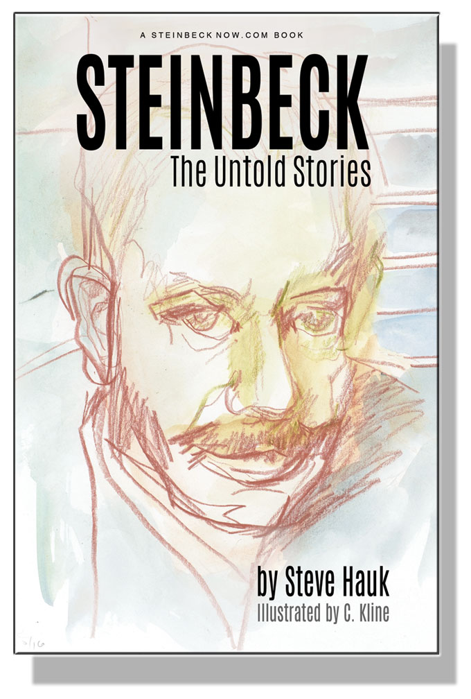 Cover image of Steinbeck: The Untold Stories