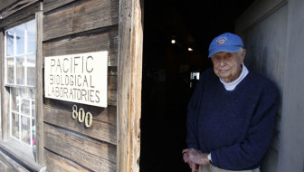 The Passing of Frank Wright And the Men's Clubs of John Steinbeck's Cannery Row