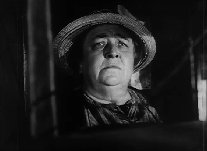 Image of Ma Joad from Grapes of Wrath movie