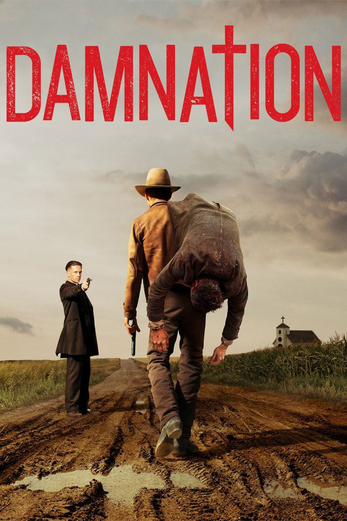 Image from Damnation, USA Network dramatic series