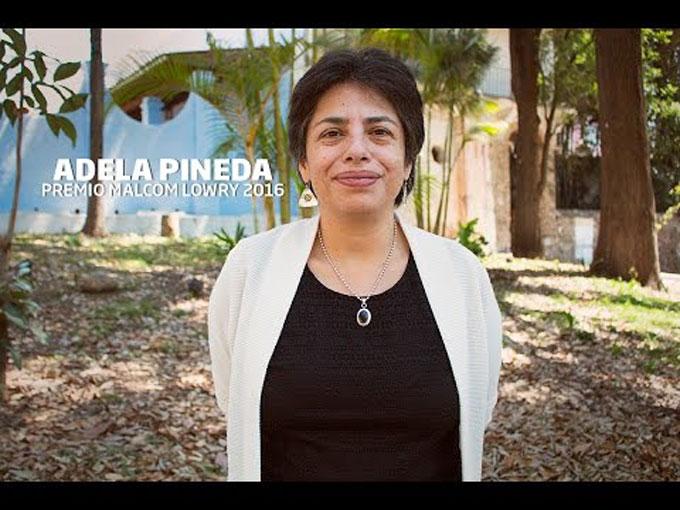Image of Boston University professor Adela Pineda
